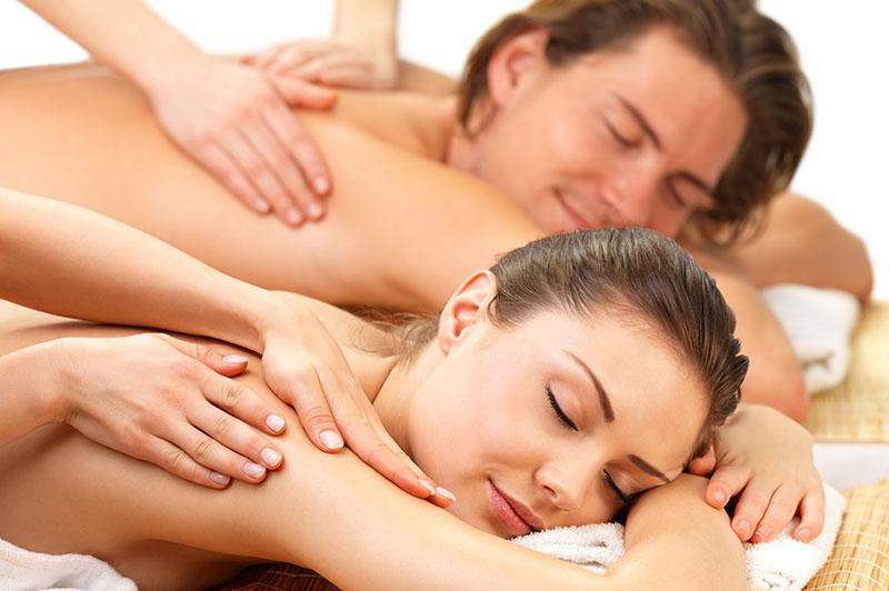 Wellness, Ganzkörpermassage