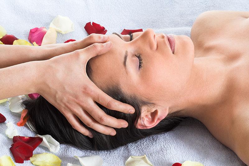 Kleine Auszeit, Wellness, Massage
