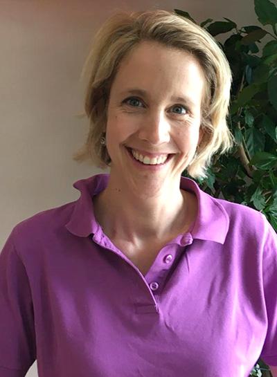 Hanwerk Physiotherapie, Mitarbeiterin, Amelie von Scotti