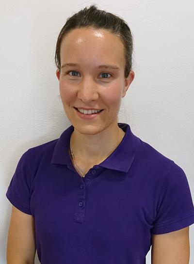 Hanwerk Physiotherapie, Mitarbeiterin, Astrid Schlagbauer