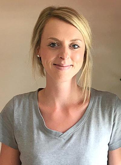 Hanwerk Physiotherapie, Mitarbeiterin, Lena Feldwieser