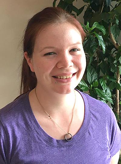 Hanwerk Physiotherapie, Mitarbeiterin, Theresa Grosser